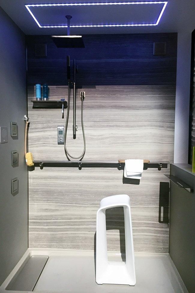Kohler Shower at KBIS Vegas