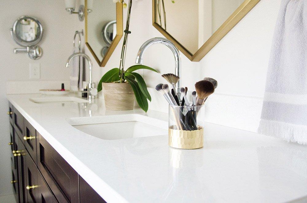 Master Bathroom Remodel - Photo by Cassandra Monroe