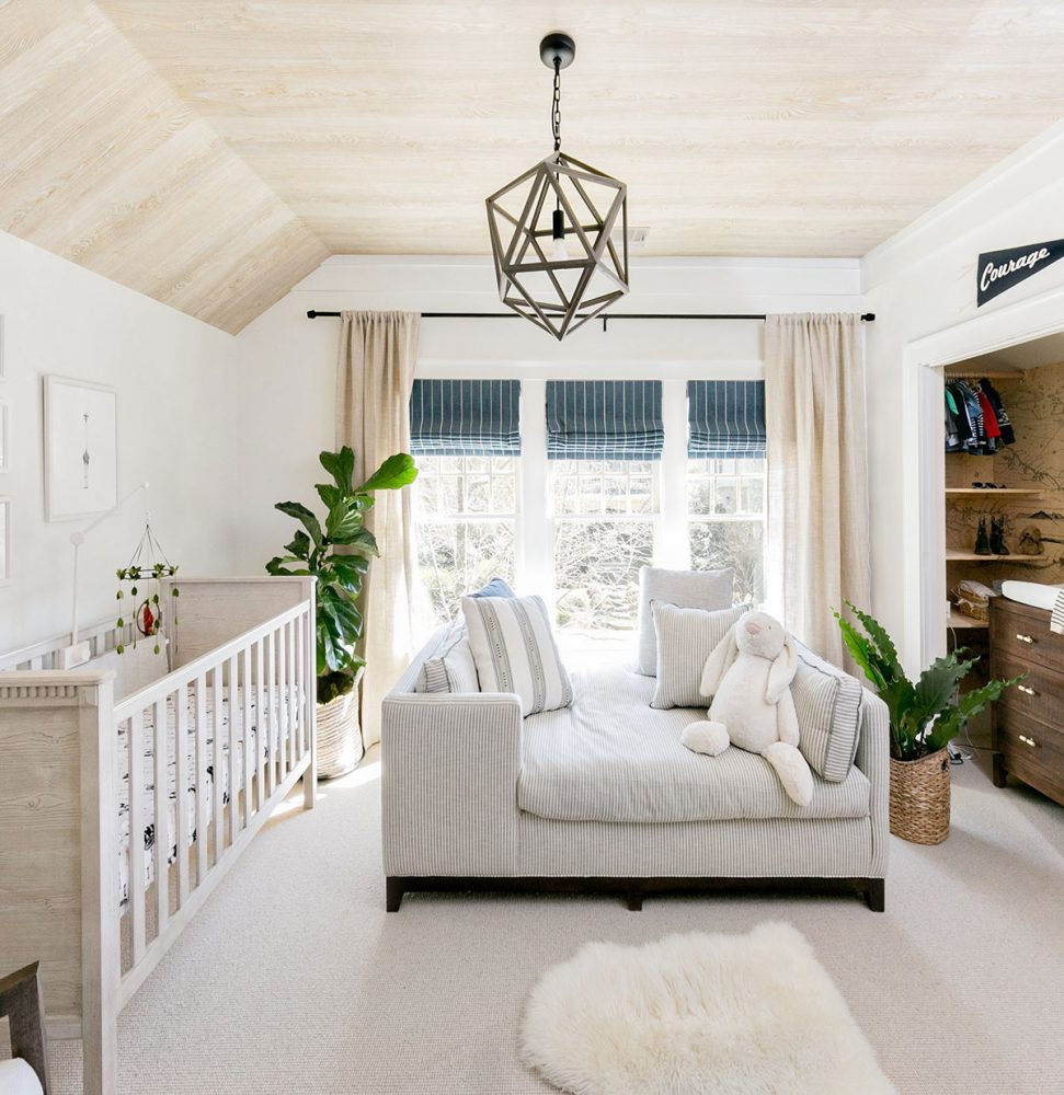 Baby Boy Nursery Inspiration • Interior Designer Des ...