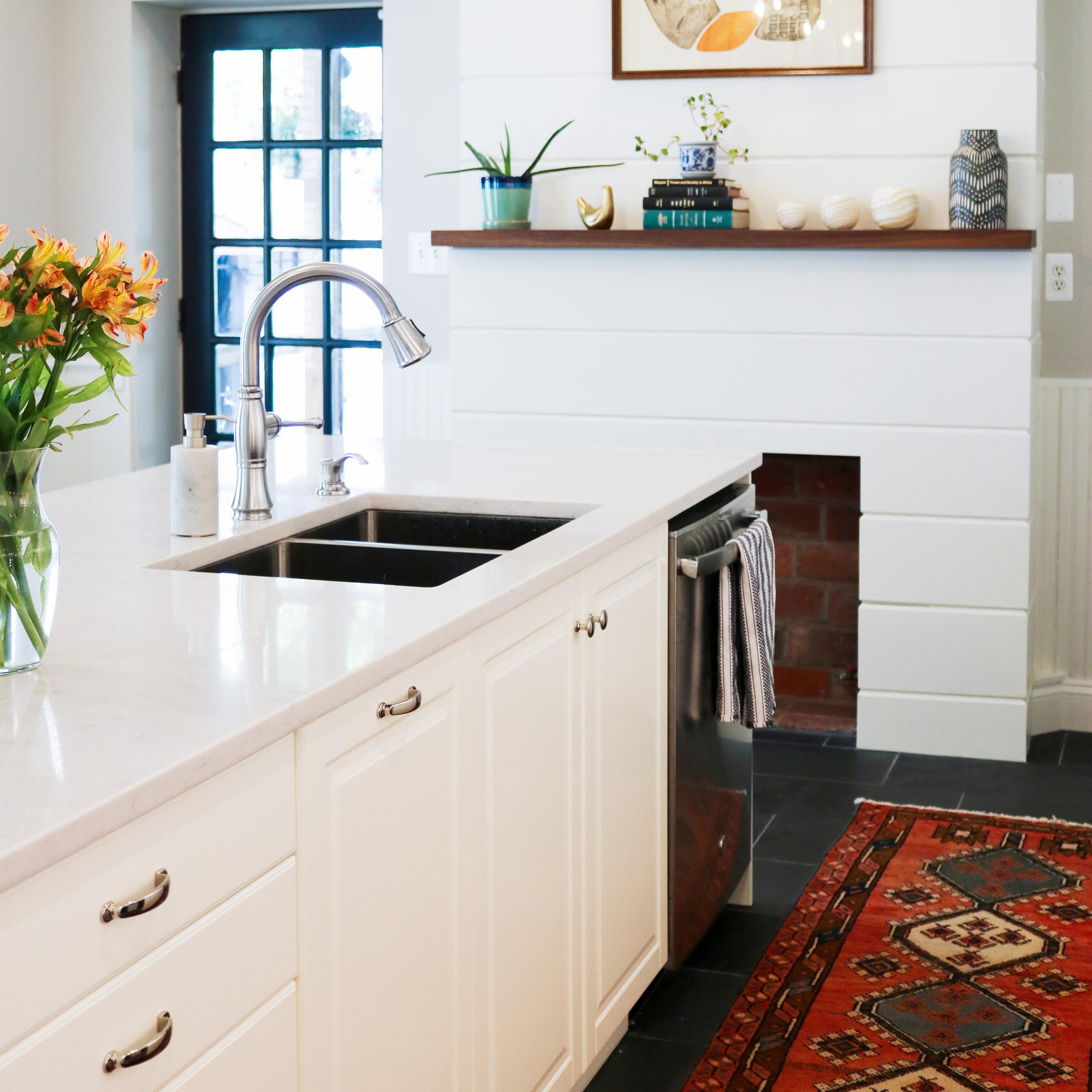 e-Design IKEA Kitchen Plan - Jillian Lare Interior Design