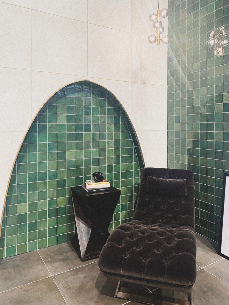 square green zellige tile DalTile KBIS 2020