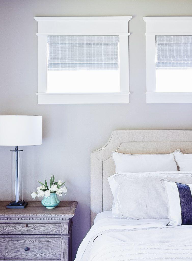 anew gray master bedroom