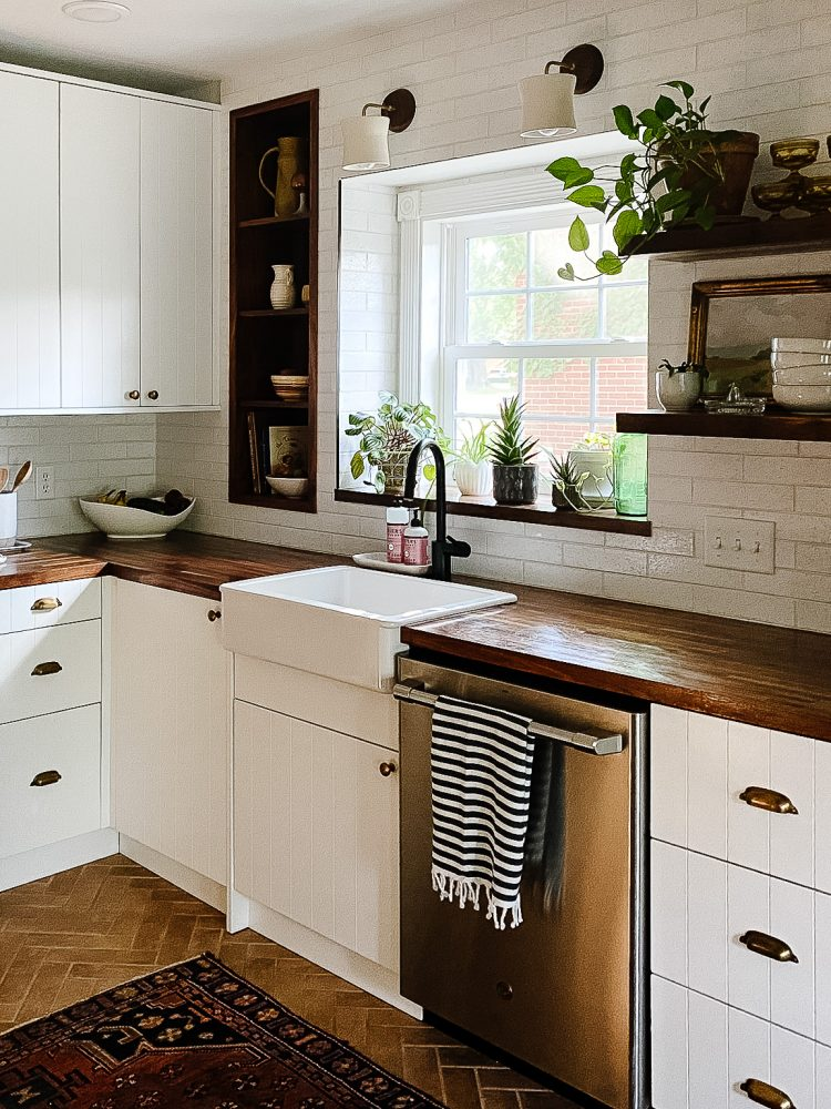 Before and After: Incredible IKEA Kitchen Remodel with
