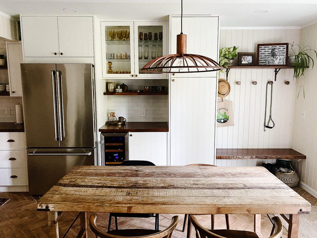 IKEA Kitchen Semihandmade Jillian Lare Interior Design